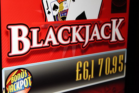 Blackjack jackpot