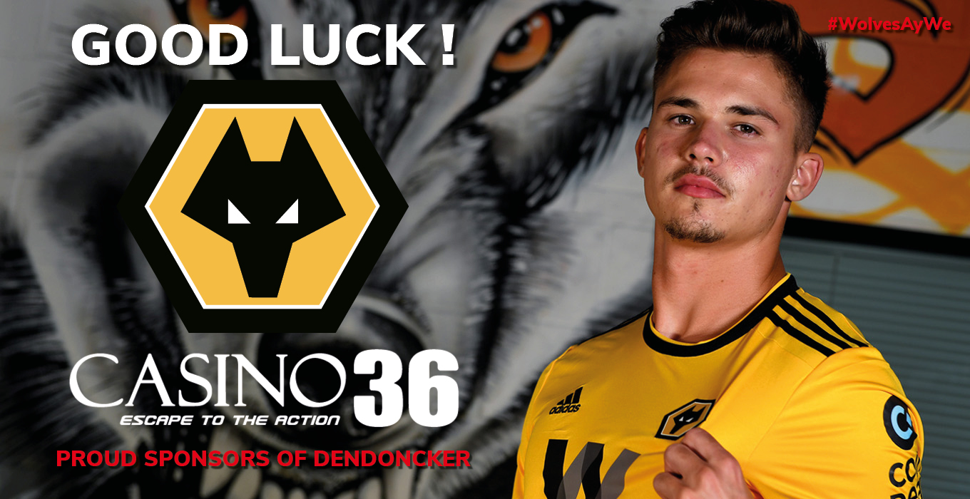GOOD LUCK WOLVES!