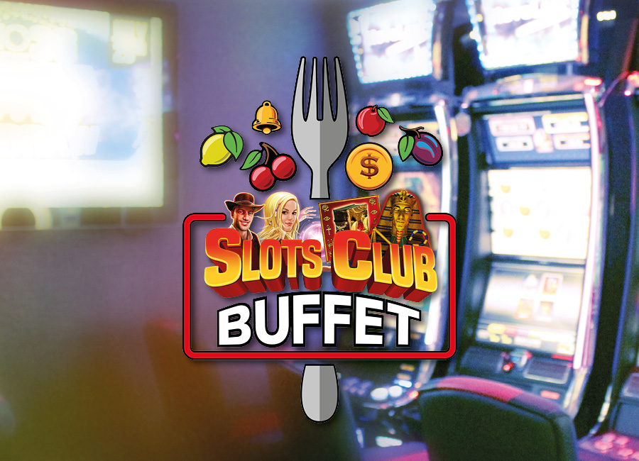 March Slots Club Buffet
