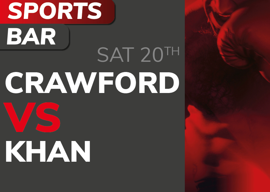 Watch Crawford v Khan