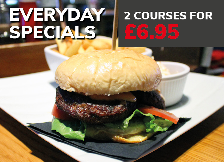 EVERYDAY FOOD SPECIALS 26TH AUGUST