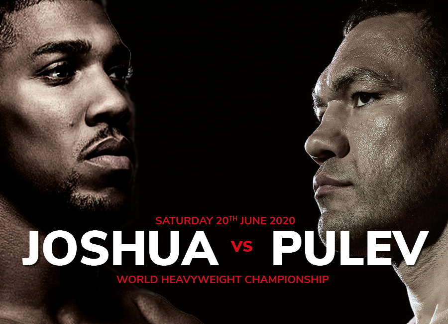 Watch Joshua v Pulev at Casino 36