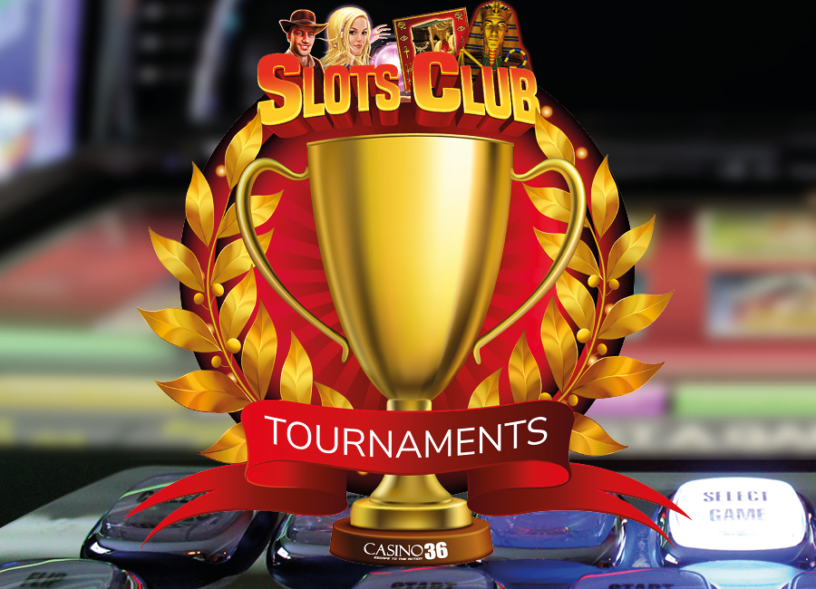 Slots Club February Tournaments