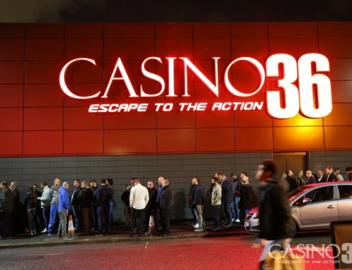 WE ARE NOW OPEN! + Casino 36 Grand Opening Success