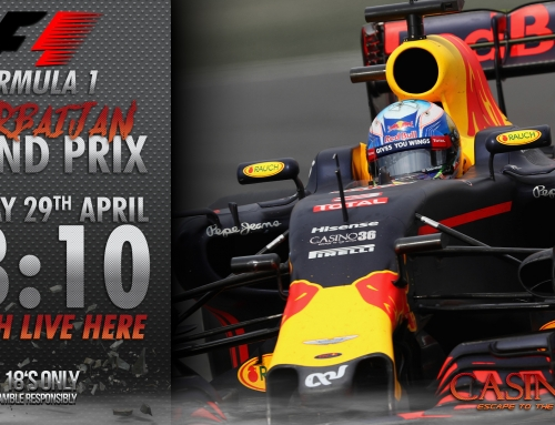 AZERBAIJAN F1 – SUN 29TH APRIL
